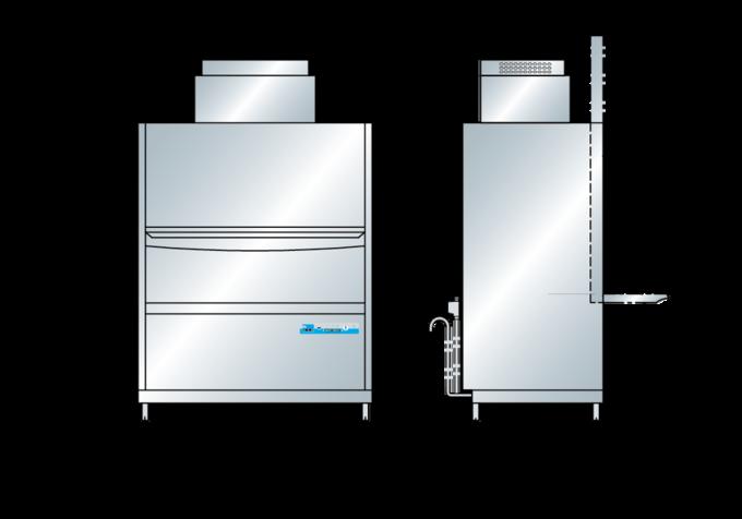 Dimensioni della FV 250.2