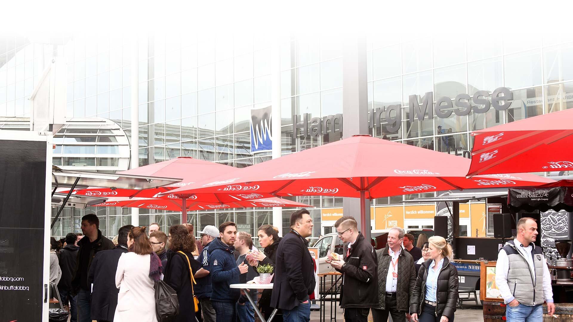 Messe Hamburg - Internorga