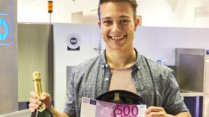 Florian Hieke gewann in der Kategorie Barfood