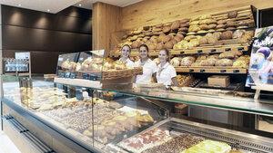 Bäckerbetrieb