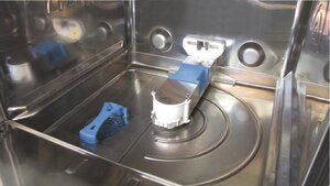 MEIKO bottle washer has patented product in design and function