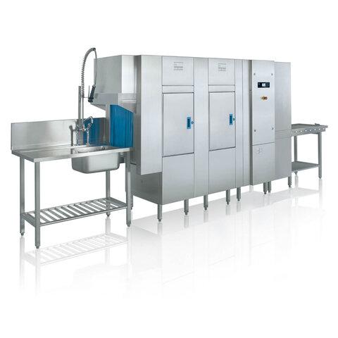 Rack type dishwashing machine UPster K M 280