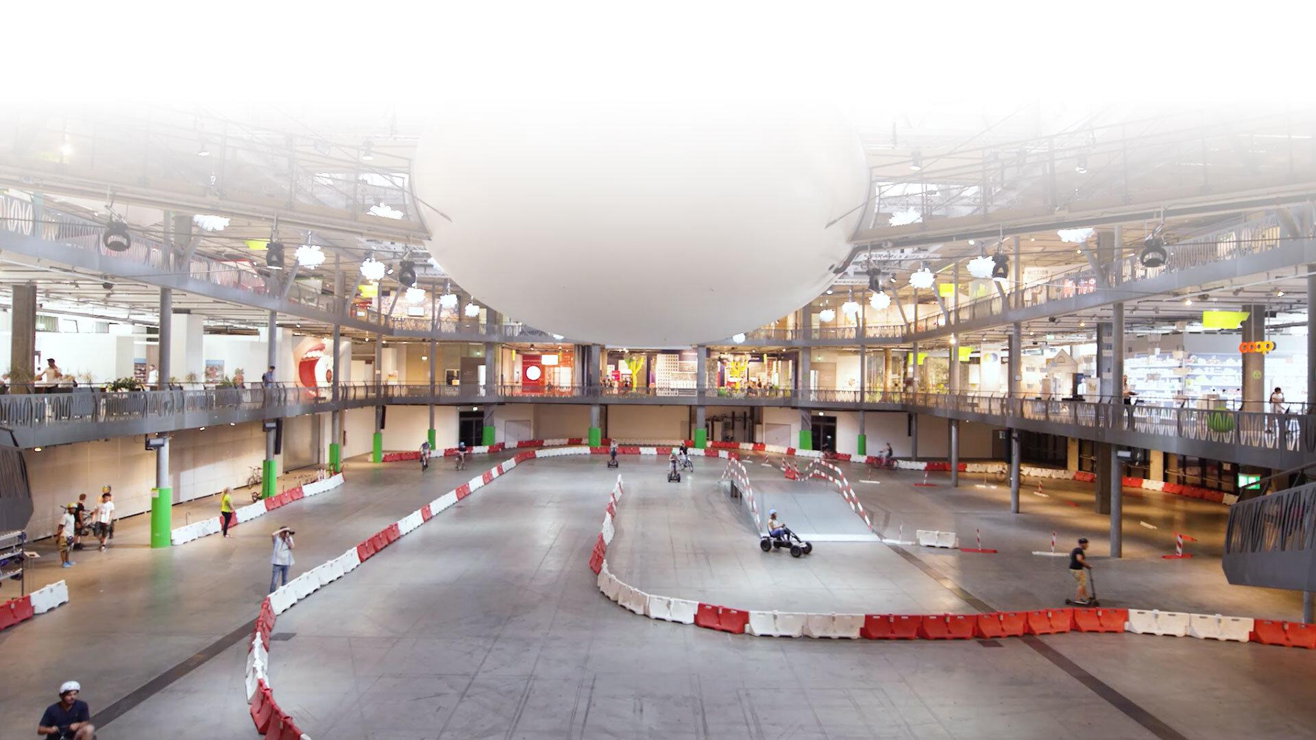 Umwelt Arena Switzerland