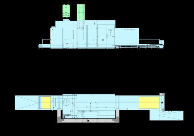 Meiko dimensions BA 251-C