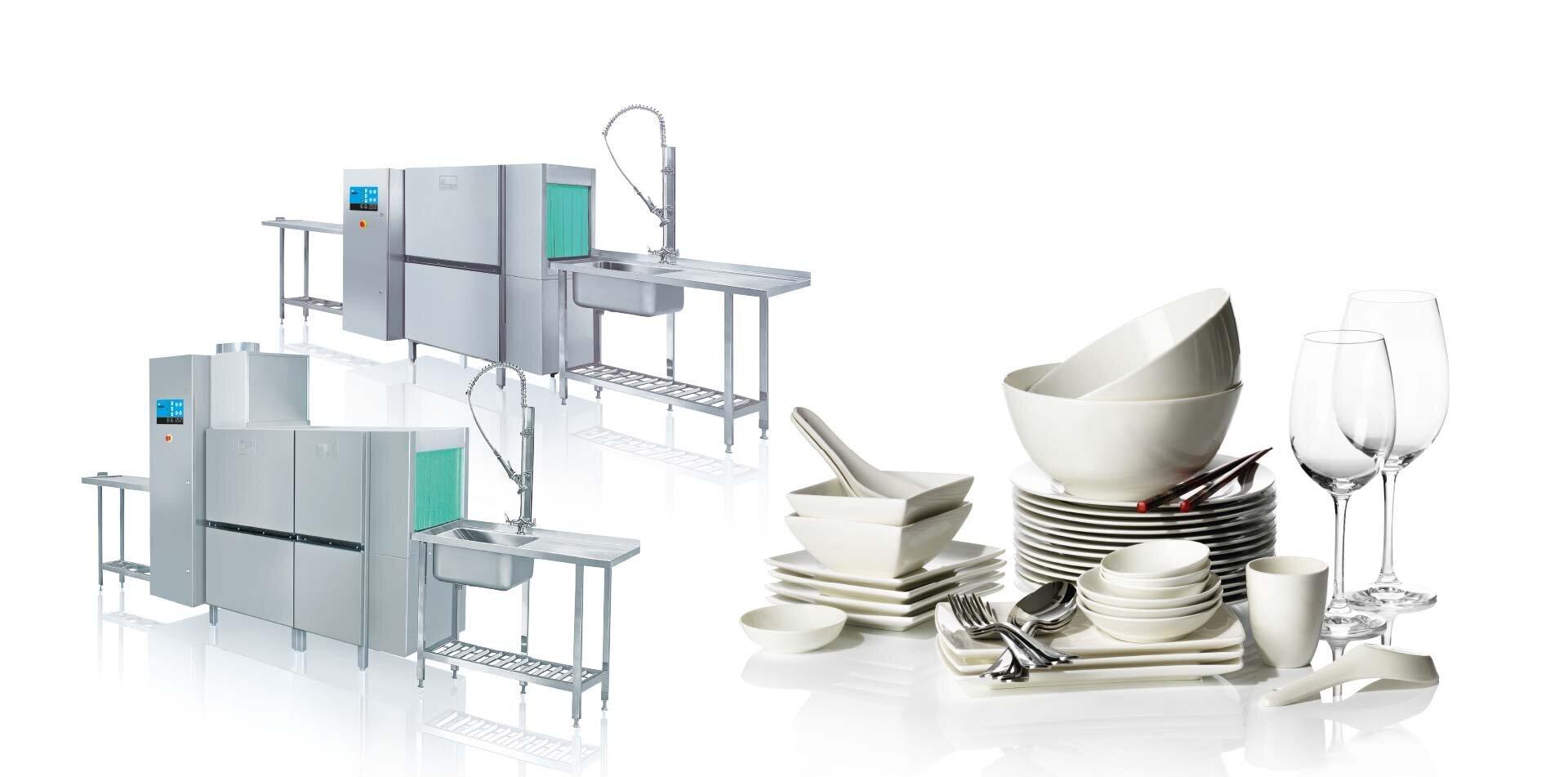 Commercial dishwashing machine K 200 M / K 260 M