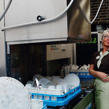 Mycí účinnost pekařství Beckmann